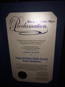VIMFP Proclamation