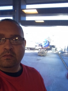 Sal at airport